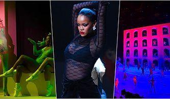 Victoria's Secret'ı Yerinden mi Ediyor? Rihanna, Markası Savage x Fenty'nin Defilesi ile Tozu Dumana Kattı