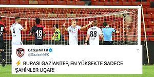 Üç Kırmızı Kartlı, Beş Gollü Maçın Kazananı Gazişehir! Gazişehir Gaziantep-Beşiktaş Maçında Yaşananlar ve Tepkiler