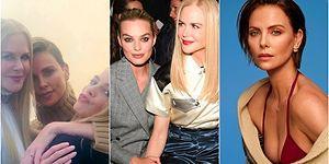 Nicole Kidman ve Margot Robbie ile İlişkisi Olduğunu Söyleyen Charlize Theron'ın Olay Yaratan Instagram Paylaşımı