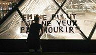 Son Sözleri Hiçbir Zaman Unutulmayacak: Emine Bulut'un Adını Louvre Müzesi Piramidine Yazdılar