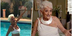 Daha Tutku Dolu ve Heyecanlı Bir Seks İçin Genç Erkekleri Sağa Kaydırmayı Tercih Eden 83 Yaşındaki Büyükanne