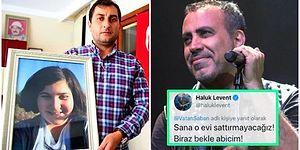 """""""Ticaret Yaşamımı Bitirdiler"""" Diyen Rabia Naz'ın Babası Şaban Vatan Evini Satışa Çıkardı, Haluk Levent Yine Hızır Gibi Yetişti!"""