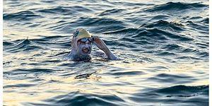 Meme Kanserini Yenen Yüzücü Sarah Thomas Manş Denizi'ni 4 Kez Üst Üste Hiç Durmadan Geçen İlk Kişi Oldu