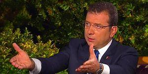 İmamoğlu'ndan İsraf Açıklamaları: 'İBB, TRT'nin Bir Dizisine 20- 25 Milyon TL Aktarmış'