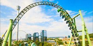 Adrenalin Seviyesini Zirveye Taşıyan Roller Coaster Deneyimini Bir de Drone Gözünden İzleyin!