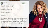 Tuğçe Kazaz, Mustafa Kemal Atatürk'ün Adından Yola Çıkarak Beyin Yakan Bir Soru Sorunca Tepkilerin Odağı Oldu