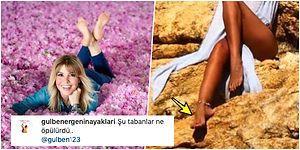 Ayak Fetişizminde Son Nokta! Gülben Ergen'in Ayaklarına Instagram Hesabı Açıldı, Ortalık Yıkıldı