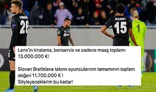 Kara Gece! Slovan Bratislava-Beşiktaş Maçında Yaşananlar ve Tepkiler