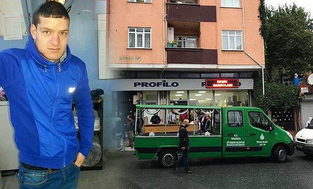 19 Eylül'de, Arnavutköy, Ahmet Yesevi Caddesi üzerindeki ihbarı değerlendiren polis ekipleri, bir evde 4 ceset buldu.