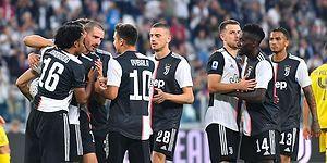 Merih Demiral'ın İlk Kez 11'de Başladığı Maçta Juventus, Hellas Verona'yı Geçmesini Bildi