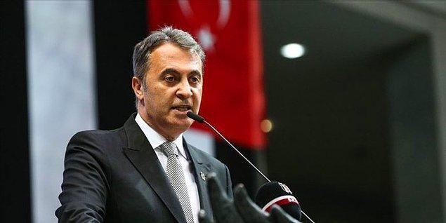 Beşiktaş Kulübü Başkanı Fikret Orman, mevcutiyetinin Beşiktaş'a zarar verdiğini düşündüğünü belirterek görevinden istifa edeceğini açıkladı.