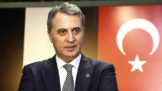 """""""Beşiktaş'ta kan değişikliğine ihtiyaç var"""" diyen Orman, yarın divan kuruluna başvurarak olağanüstü kongre kararı almayı amaçlarını ifade etti."""