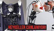 Böylesini Görmedik! Heykel Sanatına Bambaşka Bir Boyut Katan Server Demirtaş'ın Nefesinizi Kesecek Kinetik Heykelleri