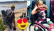 Tekerlekli Sandalyedeki Öğrencisini, Arkadaşlarıyla Aynı Deneyimi Yaşayabilsin Diye Tüm Gezi Boyunca Sırtında Taşıyan Koca Yürekli Öğretmen!