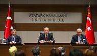 Erdoğan: 'İstanbul'da Bırakın Yüzlerce, Binlerceyi, On Binlerce Toplanma Alanı Var'