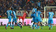 Trabzonspor, Beşiktaş'ı 4 Golle Uğurladı! Trabzonspor-Beşiktaş Maçında Yaşananlar ve Tepkiler