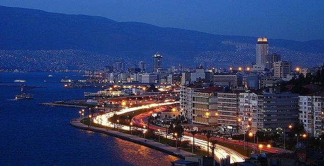 İzmir!