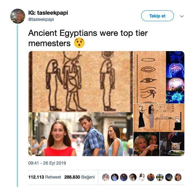 Twitter'da 'tasleekpapi' isimli kullanıcı yaptığı inanılmaz bir benzetmeyi paylaştı!