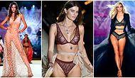 Paris Moda Haftası'nda Gerçekleşen ve Victoria's Secret'ı Aratmayan Kışkırtıcı İç Çamaşırı Defilesi