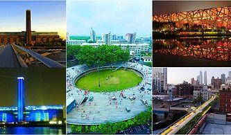 """Mimarisine ve İşlevine Hayran Kalacağınız The Guardian'ın Seçtiği """"21. Yüzyılın En iyi 25 Binası''"""