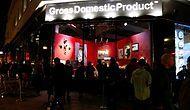 Banksy 'Adını Çalmak İsteyen Şirkete Karşı' Londra'da İçine Girilemeyen Dükkan Açtı