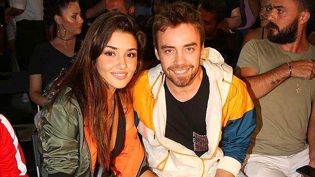 Murat Dalkılıç, Merve Boluğur ile boşandıktan sonra oyuncu Hande Erçel ile birlikte olmaya başlamıştı.
