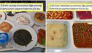 Bir Öğrencinin Paylaştığı Öğle Yemeği Sonrası Tüm Üniversiteliler En Kötü Öğle Yemeğini Seçme Yarışına Girdi!