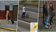 Bahtsızlıkta Boyut Atlayarak Google Street View Kameralarına Yakalanmış 27 Bedevi