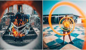 Instagram Fotoğraflarınıza Like'lar Yağdıracak, Evde Bulabileceğiniz Eşyalarla İnanılmaz Fotoğraflar Çekebileceğiniz Tüyolar!