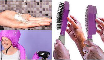 Kullanışlı mı, Saçmalık mı? Teknolojinin Bize Sunduğu En Yeni ve İlginç Saç Ürünleri