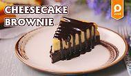Tatlı Aşıklarının En Zorlandığı Olayı Ortan Kaldırıp Sevilen Tatlıları Birleştirdik! Cheesecake Brownie Nasıl Yapılır?