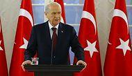 Bahçeli: 'CHP Genel Başkanı İçin Mahkeme Yolu Ardına Kadar Açılmıştır'