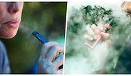 Yapılan Araştırmalara Göre Elektronik Sigara Kaynaklı Akciğer Hasarı, Kimyasal Yanıkların Verdiği Hasara Benziyor!