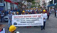 Yıllardır Tazminatlarını Alamayan Soma Madencileri Ankara'ya Yürüyüş Başlattı