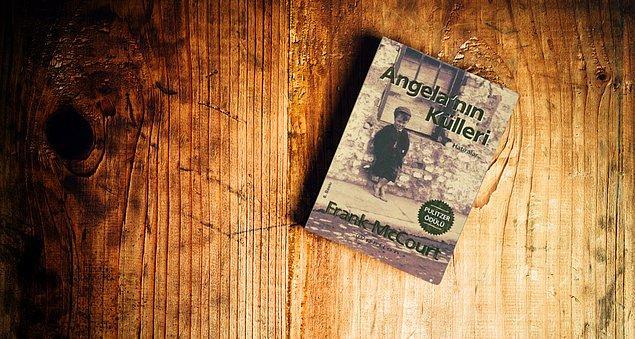1. Angela'nın Külleri-Frank McCourt: 1997 Pulitzer Ödülü
