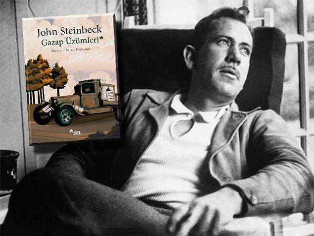 2. Gazap Üzümleri-John Steinbeck: 1940 Pulitzer Ödülü