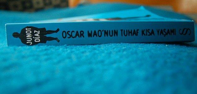 4. Oscar Wao'nun Tuhaf Kısa Yaşamı-Junot Diaz: 2008 Pulitzer Ödülü