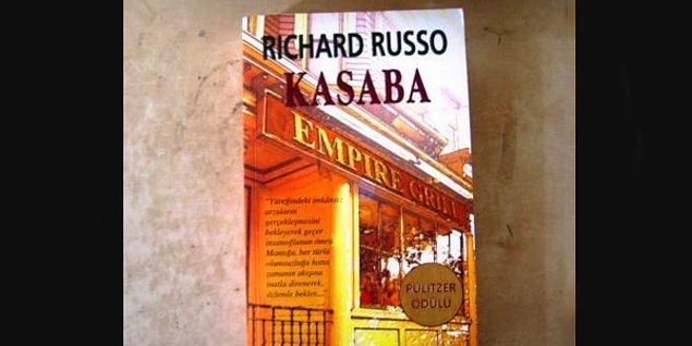8. Kasaba-Richard Russo: 2002 Pulitzer Ödülü
