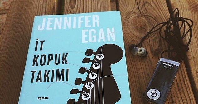 11. İt Kopuk Takımı-Jennifer Egan: 2011 Pulitzer Ödülü