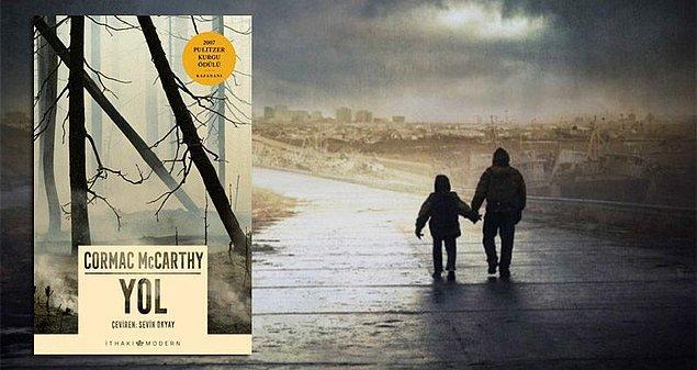 13. Yol-Cormac McCarthy: 2007 Pulitzer Ödülü