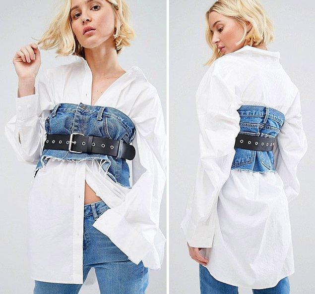 1. ASOS, son moda ürünler kadar çılgın parçalara da yer veren onlarca alışveriş sitesinden biri.