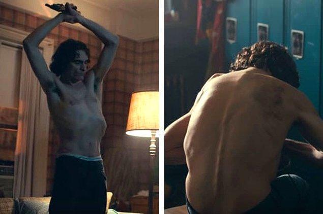 1. Joaquin Phoenix film için inanılmaz sıkı bir diyete girdi ve 23 kilo verdi.