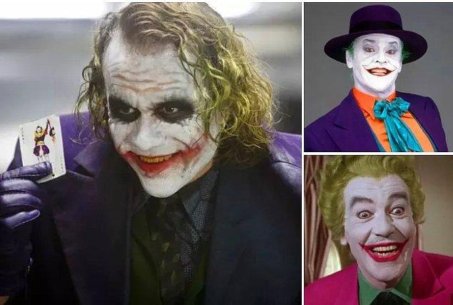 3. Phoenix, karakteri geliştirirken geçmişteki Joker karakterlerine herhangi bir atıfta bulunmadığını söyledi.