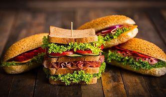 Sandviçini Tasarla En Büyük Korkunu Söyleyelim!