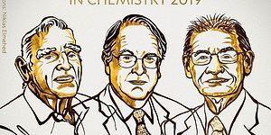 Lityum-İyon Pilleri Üzerindeki Çalışmalara Gitti: Nobel Kimya Ödülleri Sahiplerini Buldu