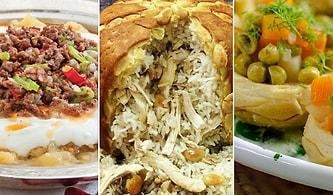 Bu Geleneksel Yemeklerden Kaç Tanesinin Adını Bilebileceksin?