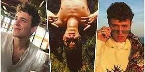 Yalan Yok Biz Düştük! Netflix'in En Sevilen Gençlik Dizisi 'Élite'in Ander'ı Erkek Güzeli Arón Piper