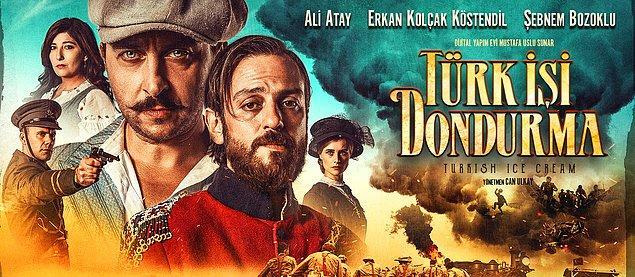 22. Türk İşi Dondurma (2019) / 1 Kasım