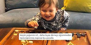 Yeğenleriyle Yaşadıkları Eğlenceli Anları Paylaşarak Okuyanı Ponçiklik Komasına Sokan Twitter Kullanıcıları
