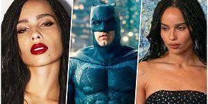Güzeller Güzeli Zoë Kravitz'in Yeni Batman Filminde Catwoman'ı Oynaması ve Gelen İlginç Tepkiler